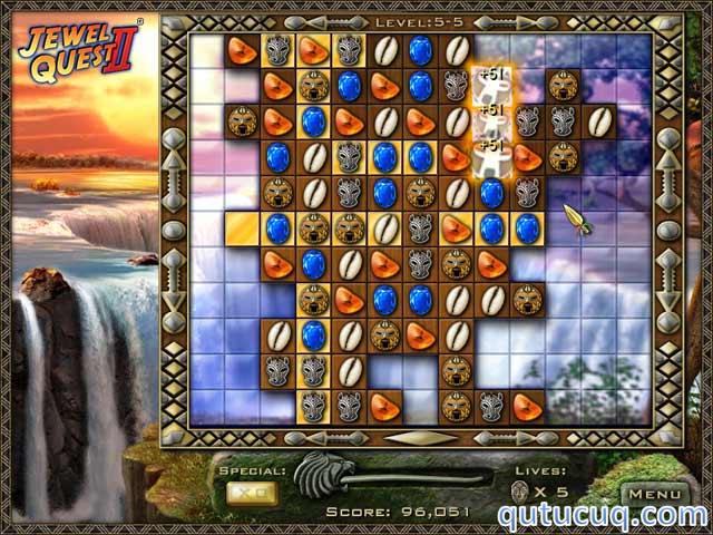 Jewel Quest 2 ekran görüntüsü