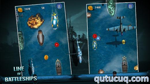 Line of Battleships ekran görüntüsü