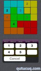 Logi5Puzz – 5×5 jigsaw Sudoku ekran görüntüsü