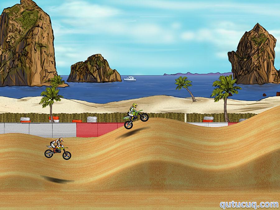 Mad Skills Motocross ekran görüntüsü