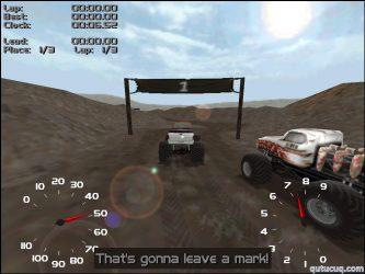 Monster Truck Madness 2 ekran görüntüsü