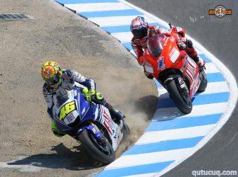 MotoGP 2008 ekran görüntüsü