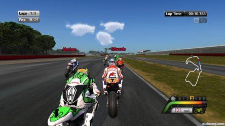 MotoGP 2013 ekran görüntüsü