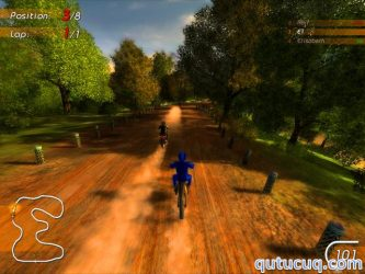 MotoRacing ekran görüntüsü