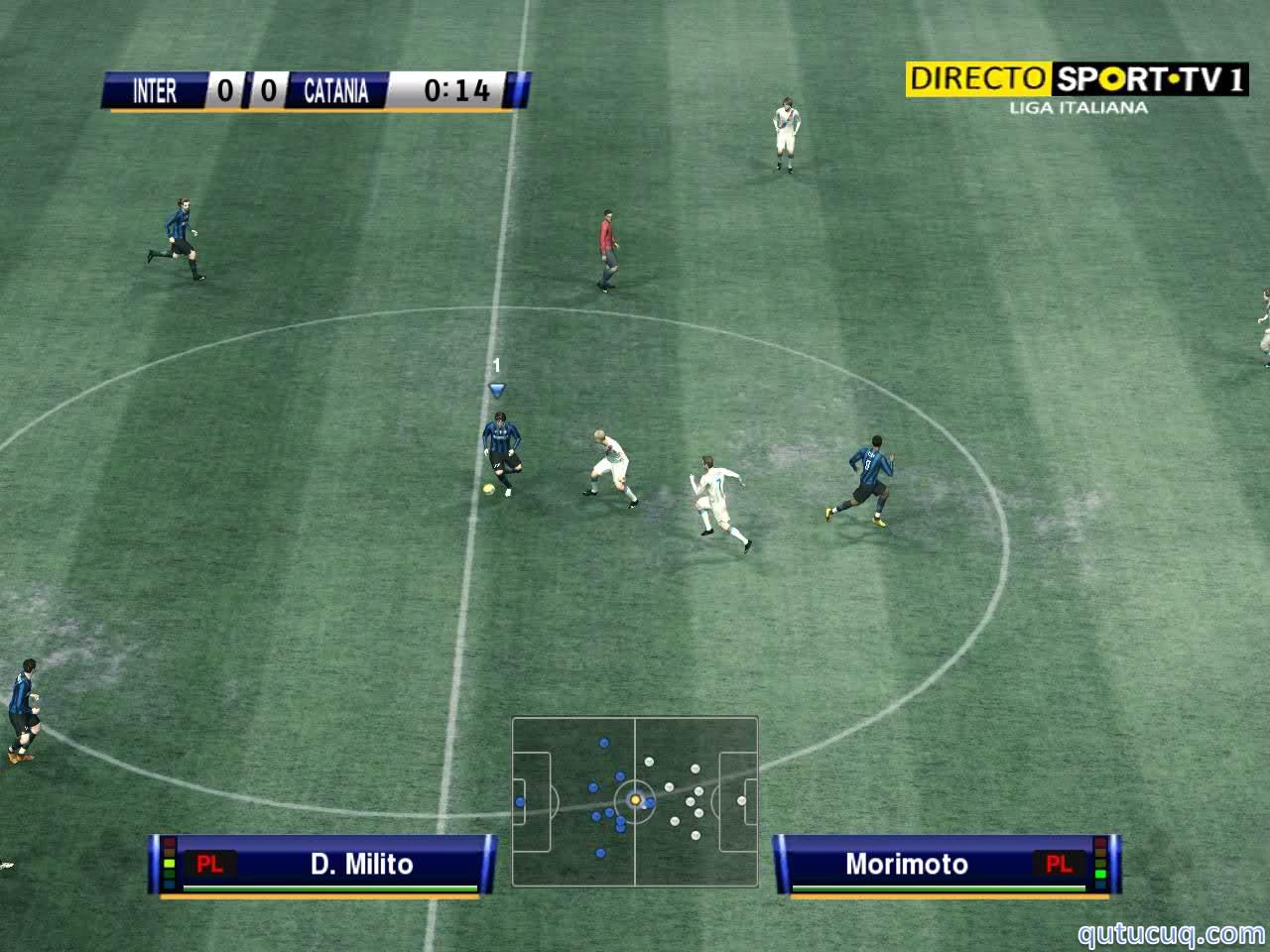 PES 2010 ekran görüntüsü