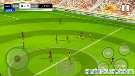 Football Journey to World ekran görüntüsü