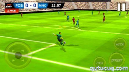Play Football 2019 – Real Goal ekran görüntüsü