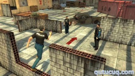 Police Cop Duty Training ekran görüntüsü