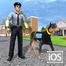 Police Dog Criminal Chase logo