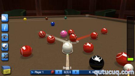 Pro Snooker 2015 ekran görüntüsü