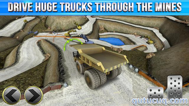 Quarry Driver ekran görüntüsü