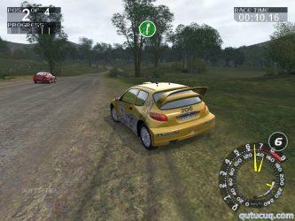 RalliSport Challenge ekran görüntüsü