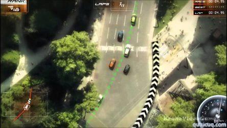 Real World Racing ekran görüntüsü