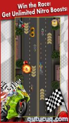 Really Free High Speed Bike Race ekran görüntüsü
