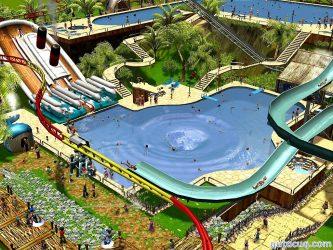 RollerCoaster Tycoon 3 ekran görüntüsü