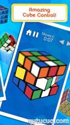 Rubik's Cube ekran görüntüsü