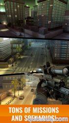 Sniper 3D ekran görüntüsü