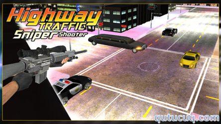 Sniper Assassin Highway Police Mission in the Comptons ekran görüntüsü
