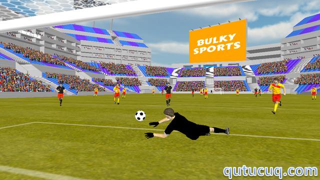 Скриншот в Soccer 2016