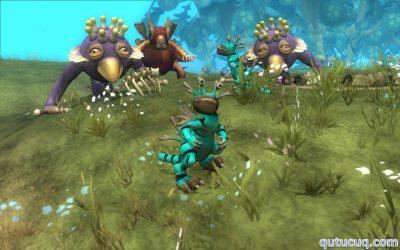 Spore ekran görüntüsü