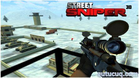 Street Sniper ekran görüntüsü