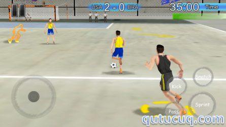 Street Soccer Cup 2019 ekran görüntüsü