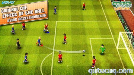 Striker Soccer London ekran görüntüsü