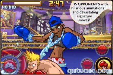 Super KO Boxing 2 ekran görüntüsü