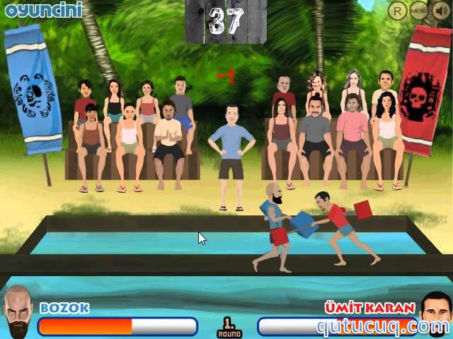 Survivor Ünlüler Gönüllüler ekran görüntüsü