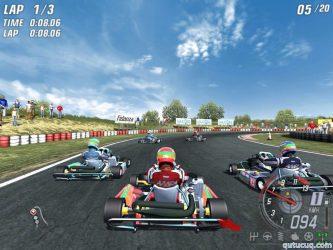 TOCA Race Driver 3 ekran görüntüsü