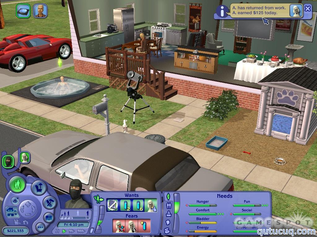 The Sims 2 ekran görüntüsü