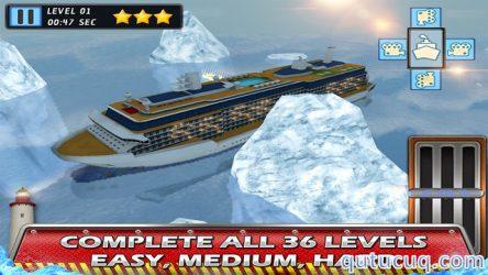 Titanic Iceberg Escape ekran görüntüsü