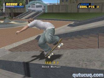 Tony Hawk`s Pro Skater 4 ekran görüntüsü