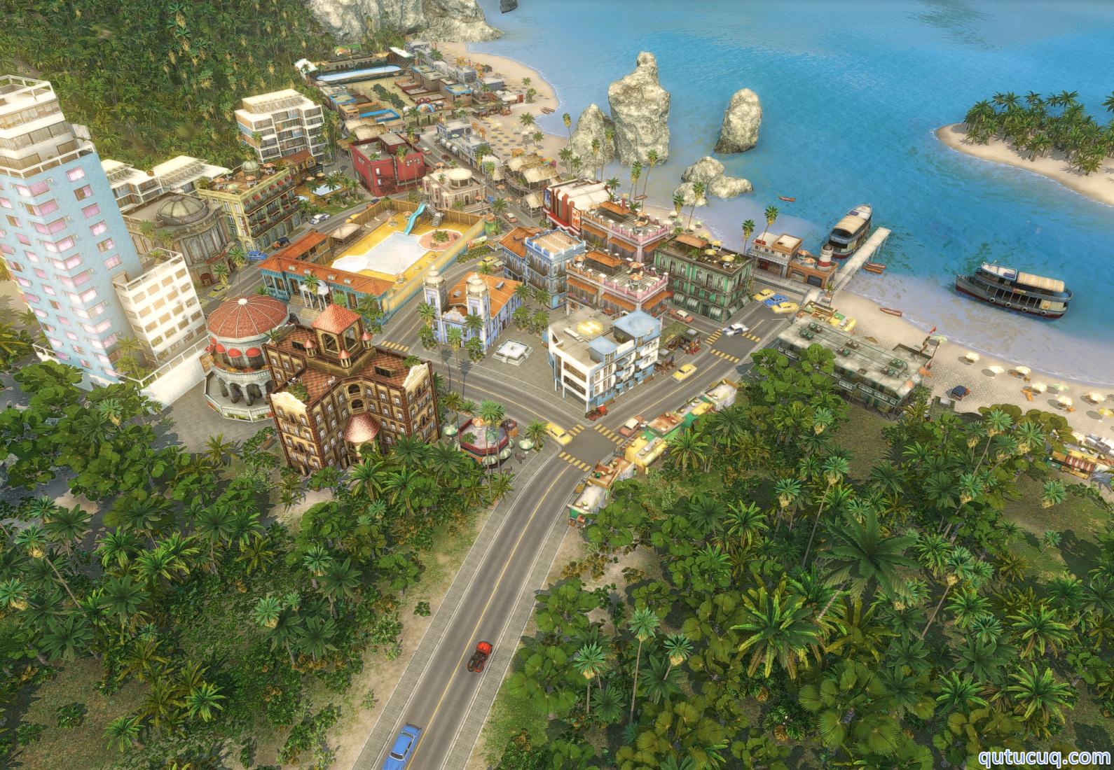 Tropico 3 ekran görüntüsü