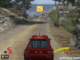V-Rally 3 ekran görüntüsü