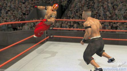 WWE Raw ekran görüntüsü