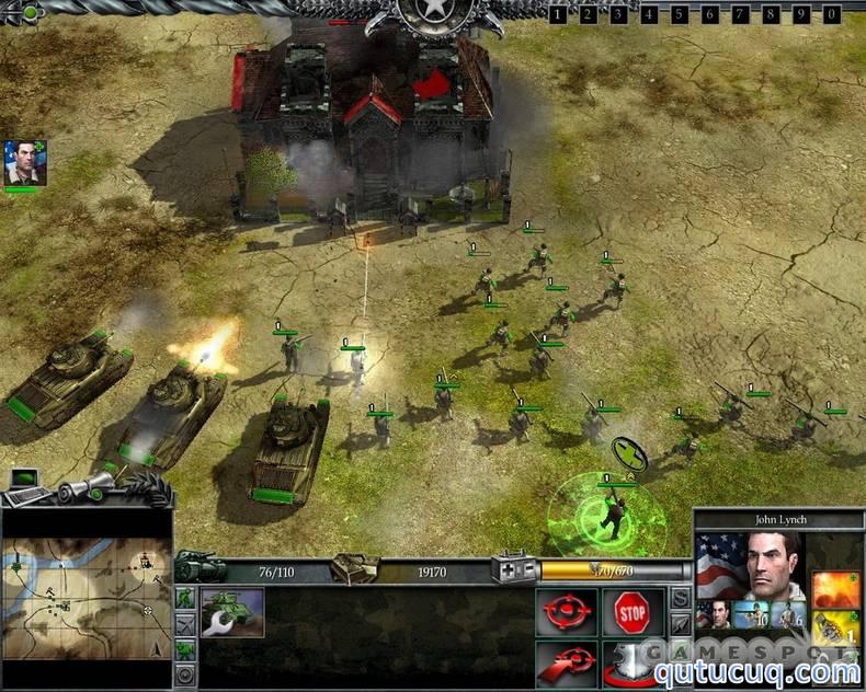 War Front Turning Point ekran görüntüsü