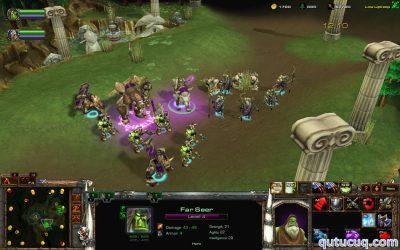 Warcraft 3 ekran görüntüsü