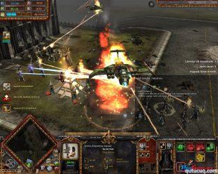 Warhammer 40,000: Dawn of War ekran görüntüsü