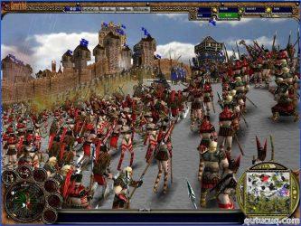 Warrior Kings ekran görüntüsü