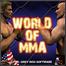 World Of Mixed Martial Arts logo
