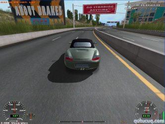 X Motor Racing ekran görüntüsü