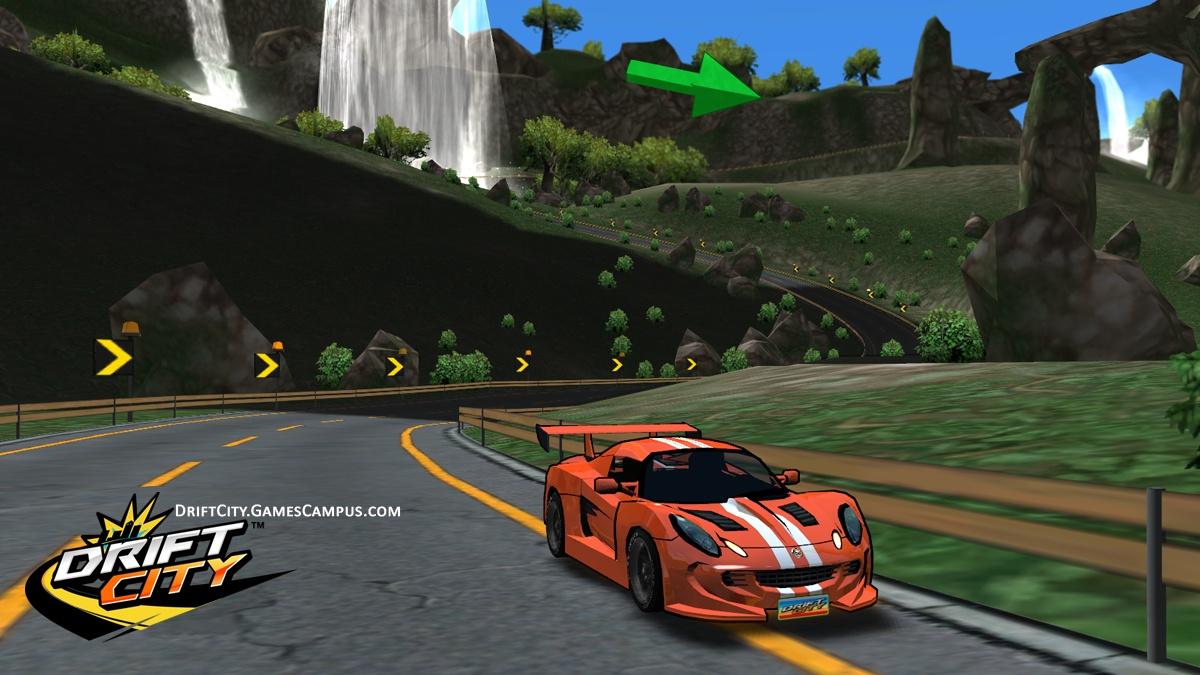 Drift City ekran görüntüsü