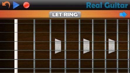 Real Guitar ekran görüntüsü