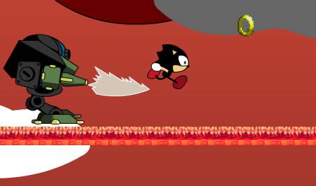 Sonic Shadow XS ekran görüntüsü