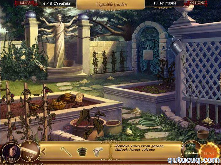 A Gypsy's Tale: The Tower of Secrets ekran görüntüsü