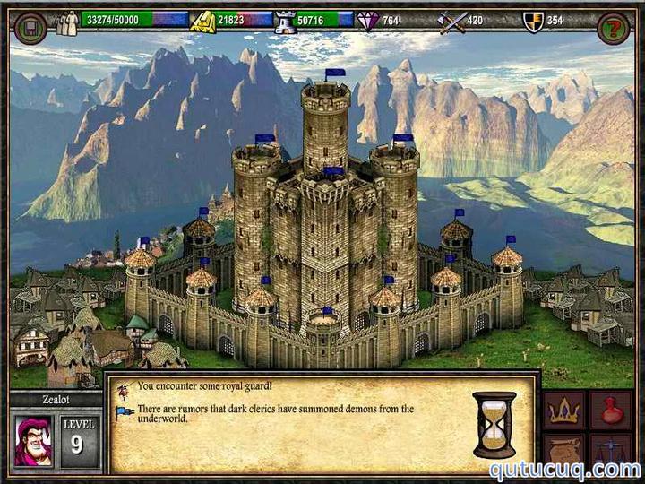 Age Of Castles ekran görüntüsü