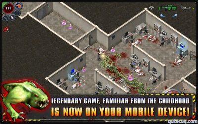 Alien Shooter ekran görüntüsü