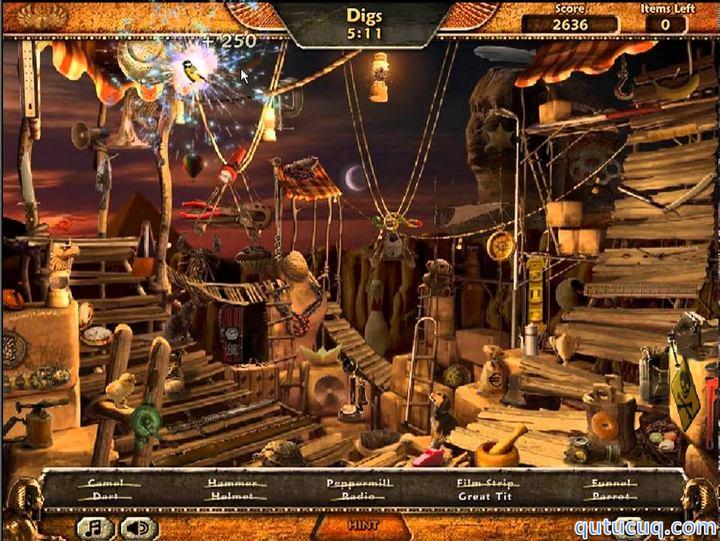 Amazing Adventures: The Lost Tomb ekran görüntüsü