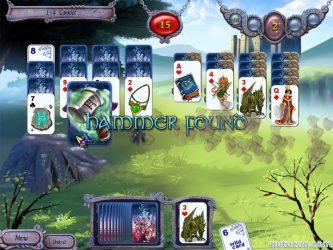 Avalon Legends Solitaire ekran görüntüsü